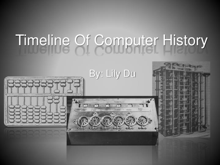 timeline of computer history n.