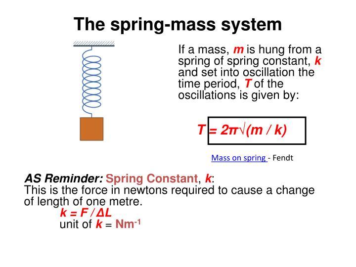 If a mass,
