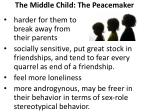 the middle child the peacemaker1