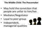 the middle child the peacemaker2