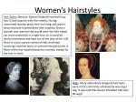 women s hairstyles