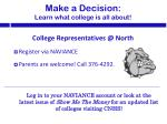 make a decision learn what c ollege is all about2