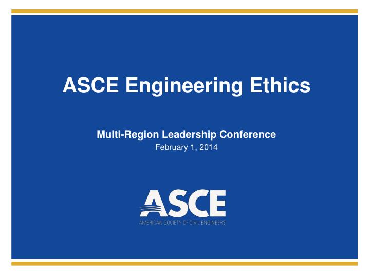 asce engineering ethics n.