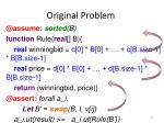 original problem1