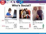 who s social