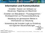 institut f r technik und ihre didaktik thomas weber 201016