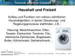 institut f r technik und ihre didaktik thomas weber 201017