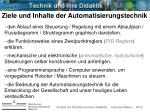 institut f r technik und ihre didaktik thomas weber 201020