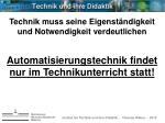 institut f r technik und ihre didaktik thomas weber 201021