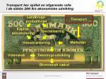 transport har spillet en afg rende rolle i de sidste 200 rs konomiske udvikling