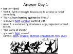 answer day 12