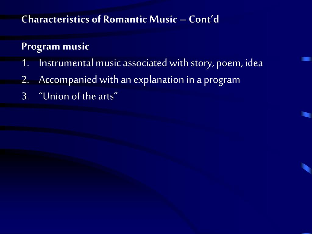 PPT - Romantic Period PowerPoint Presentation - ID:2194733