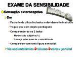 exame da sensibilidade1