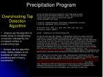 precipitation program6