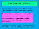 kids who are different1