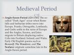 medieval period