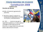constituci n 2008