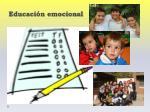 educaci n emocional