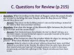 c questions for review p 215