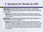 e questions for review p 233