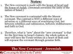 the new covenant jeremiah1