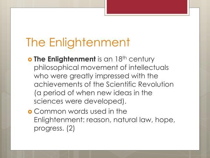 the enlightenment philosophers what was their main The philosophy of the enlightenment the 18th century is the main philosophical century, the philosophy of the enlightenment indeed, all over europe, philosophers have laid down old principles and reinventing a new paradigm of philosophy and political philosophy.