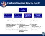 strategic sourcing benefits cont1