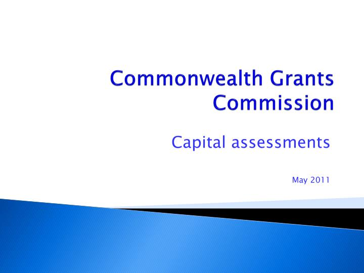 commonwealth grants commission n.