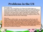 problems in the us