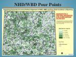 nhd wbd pour points3