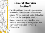 general overview section 2