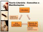 teoria liter ria conceitos e manifesta es3