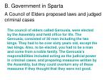 b government in sparta1