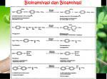 bioinaktivasi dan bioaktivasi