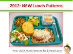 2012 new lunch patterns1