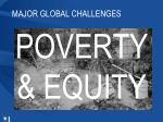 poverty equity