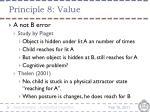 principle 8 value2