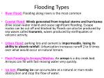 flooding types