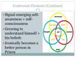 contextual elements continue2