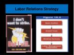 labor relations strategy