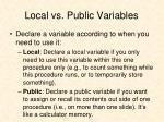 local vs public variables1