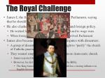 the royal challenge
