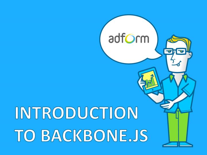 introduction to backbone js n.