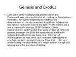 genesis and exodus5
