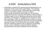 a eeg ambulatory eeg