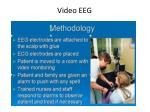 video eeg