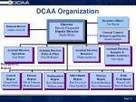 dcaa organization