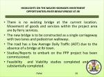 highlights on the major highways investment opportunities river benue bridge at ibi1