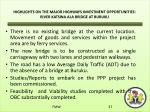 highlights on the major highways investment opportunities river katsina ala bridge at buruku1