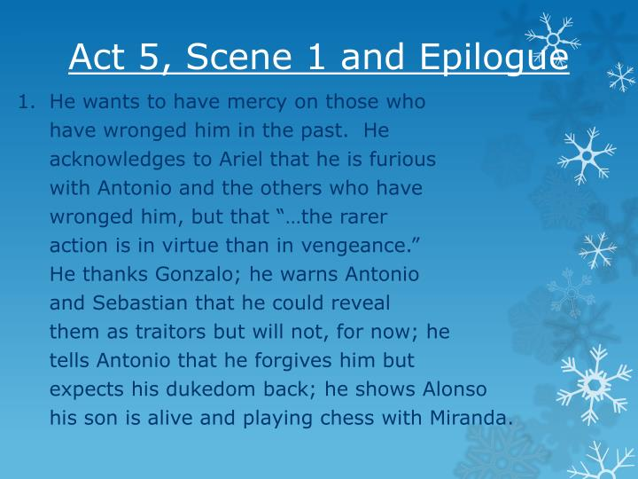 act 5 scene 1 and epilogue n.